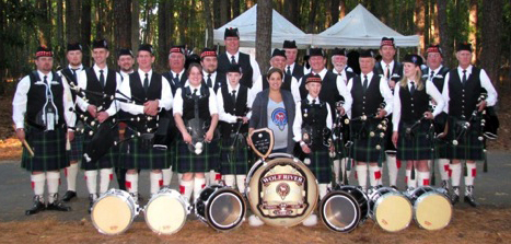 Gallowglass Bagpipers Memphis