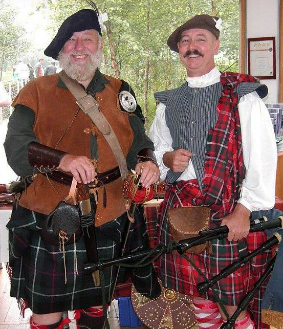 Gallowglass Pipers bagpipes Memphis
