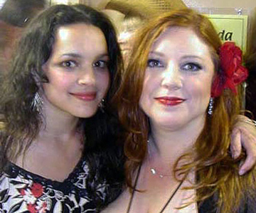 Norah Jones and Susan Marshall