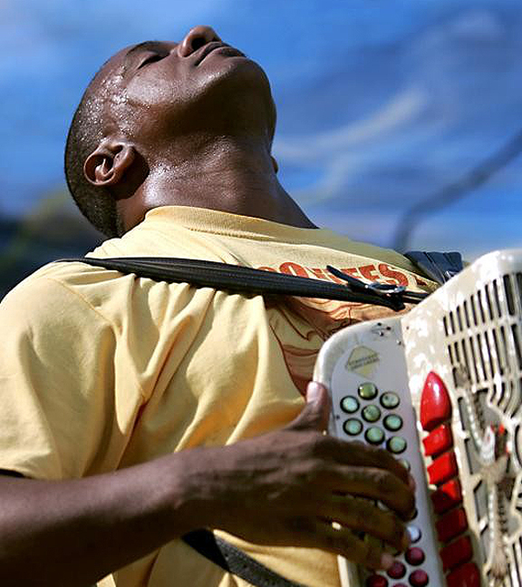 Dikki Du and the Zydeco Krewe