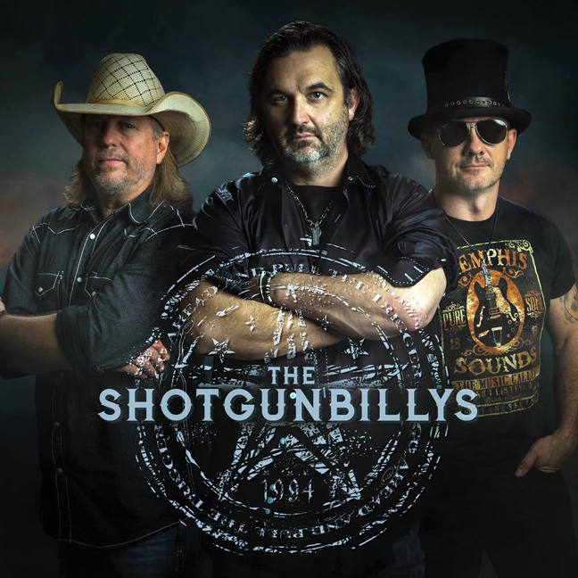 The ShotGunBillys shotgun billys