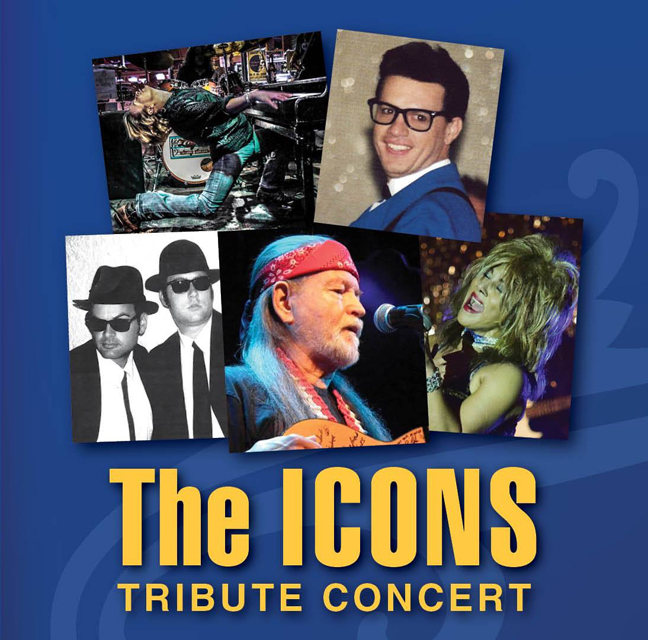 The Icons Tribute Show