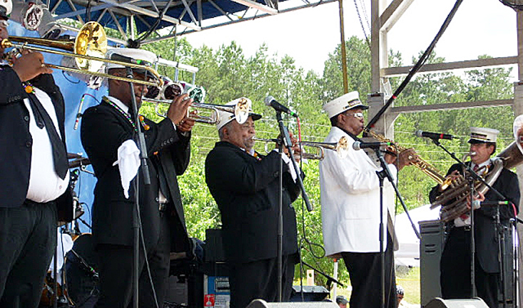 New Orleans Jazz Ramblers