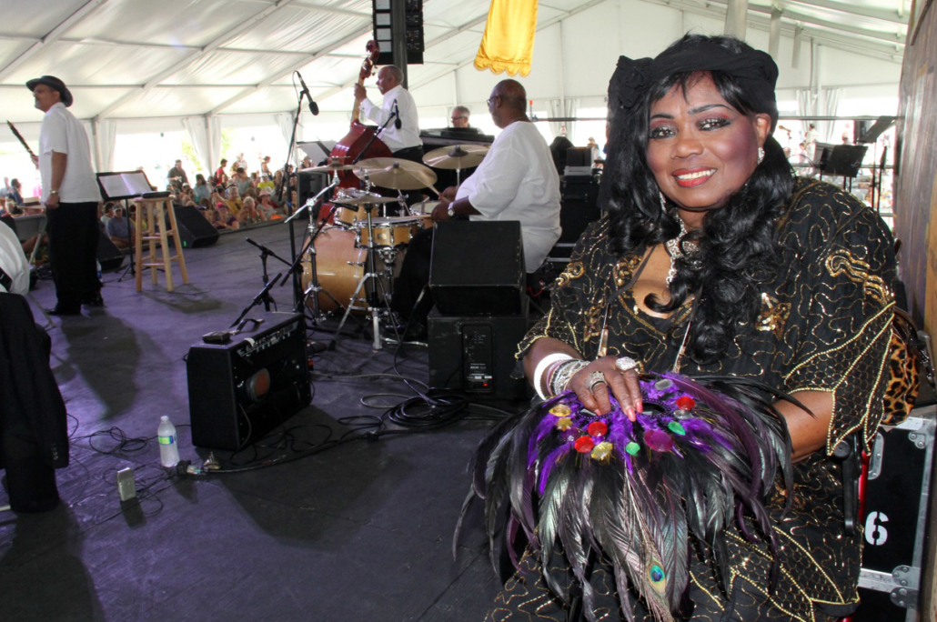 Entertainment Booking at Jazz Fest